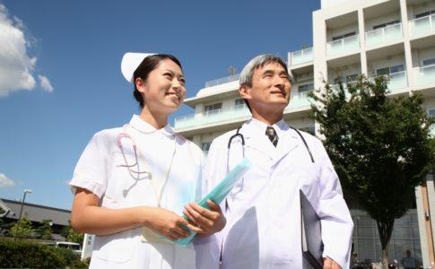 看護師とドクター